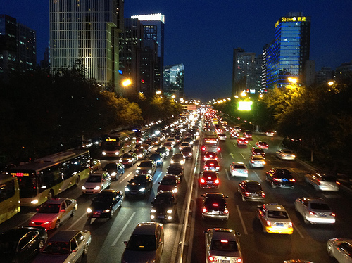 YSC_Traffic Beijing via sunming.biz