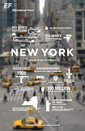 NYC infographic